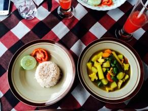 local food Munduk Bali