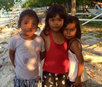 Gili Gede - Lombok kids