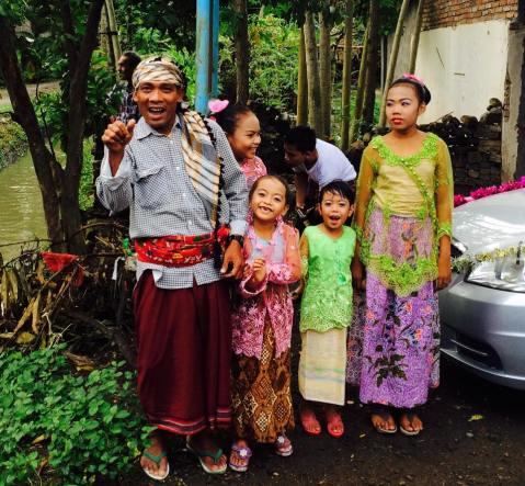 Lombok traditional wedding