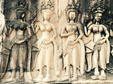 Angkor detail ladies