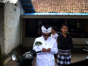Lombok traditional wedding