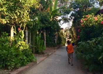 Luang Prabang side street