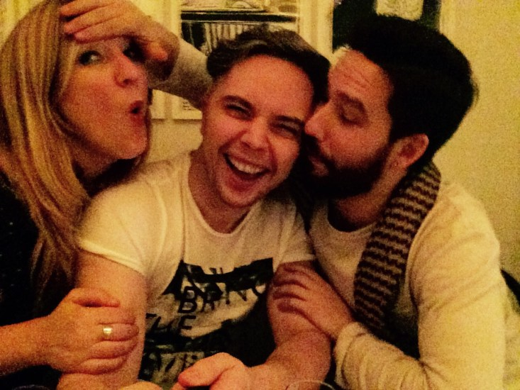 Le Pigalle Hotel - late night fun