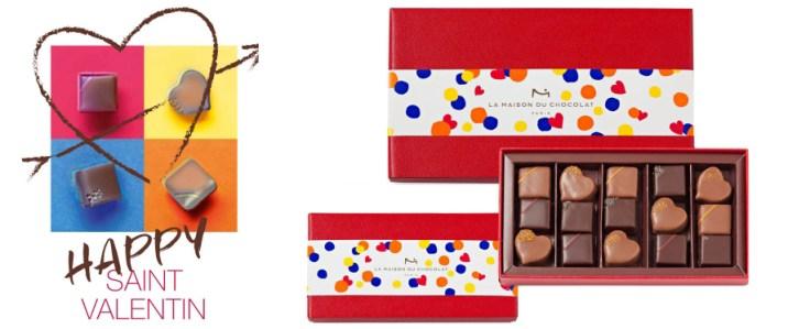 Saint Valentin 2016 La Maison du Chocolat
