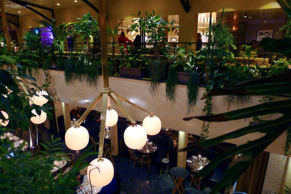 Alcazar Restaurant Paris CR: Hotels-HPRG
