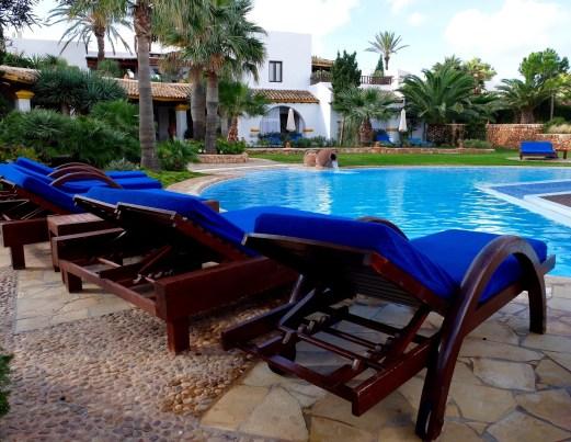 Hotel Las Brisas Ibiza pool area