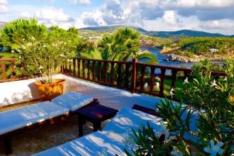 Hotel Las Brisas Ibiza junior suite terrace