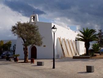 Es Cubells Church