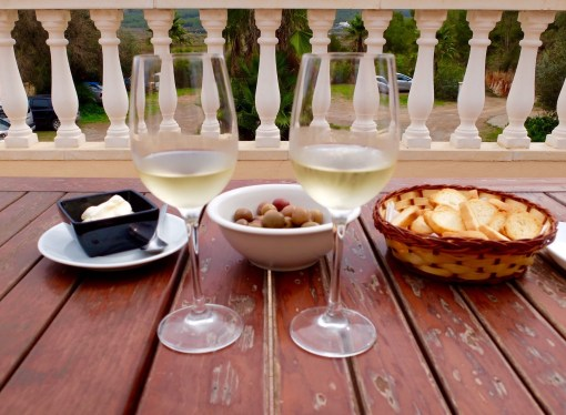 Sa Cova Winery tasting