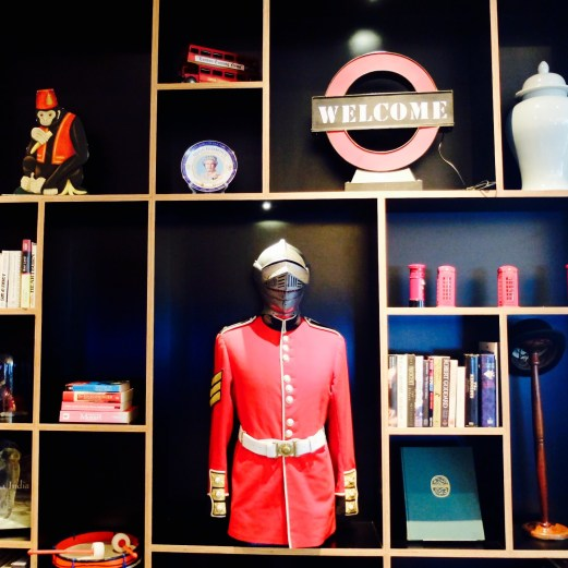 CitizenM Tower of London decor