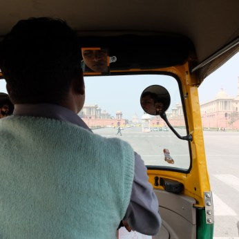 Tuktuk Delhi