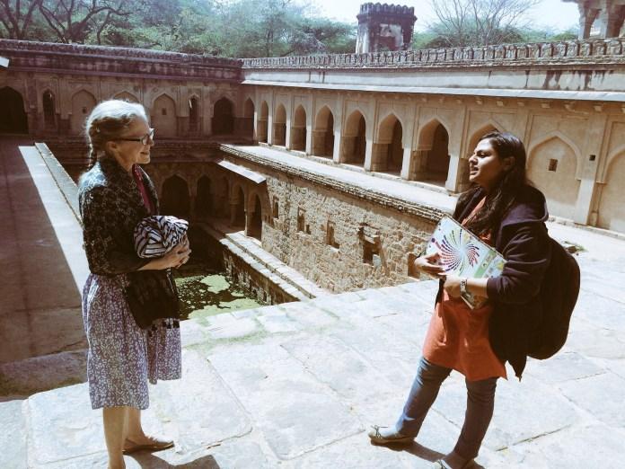 India City Tours - Mehrauli Archaeological Park Walking Tour