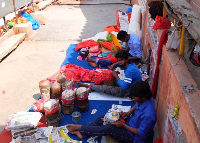 India-hat-maker