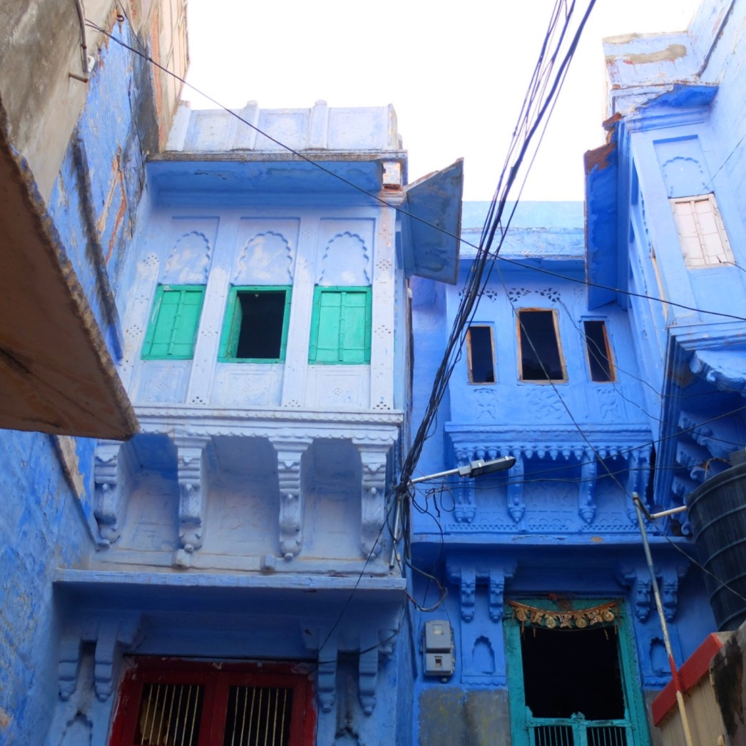 Jodhpur-the-Blue-City