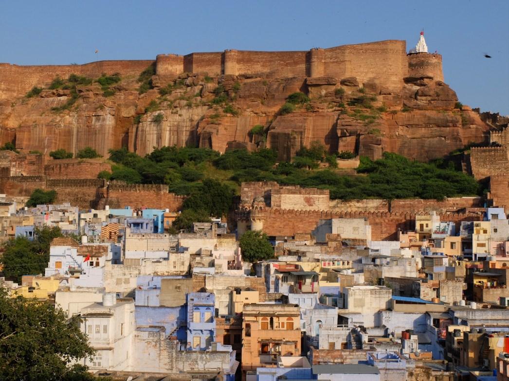 Jodhpur-view-fort