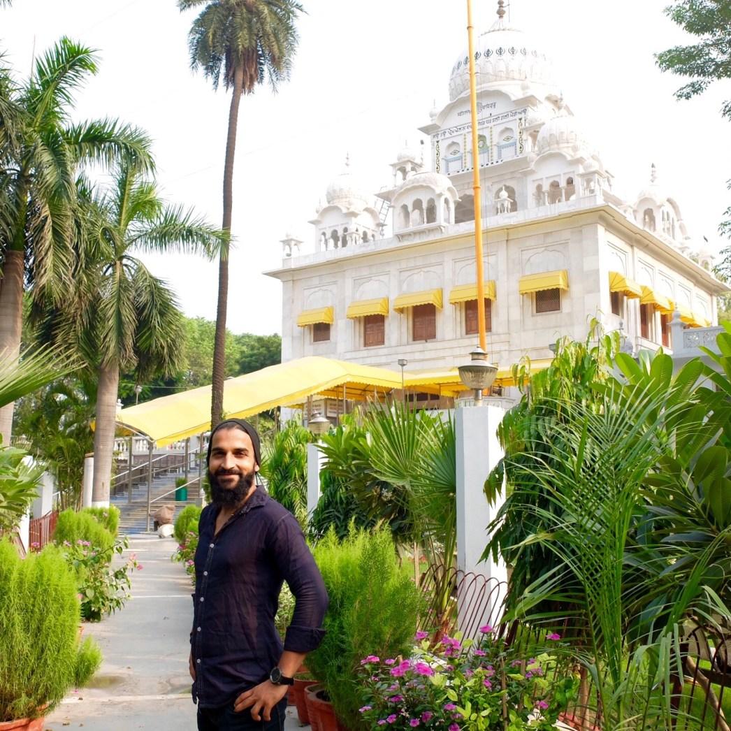 Deepak Gupta of Travel with D
