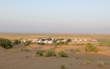 Prince Desert Camp, Jaisalmer, India