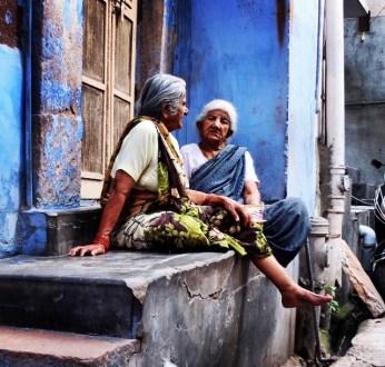 Blue City-Jodhpur-India