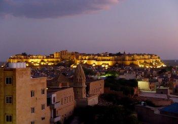 Jaisalmer-Fort-night