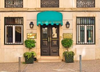 Hotel-As-Janelas-Verdes-entrance