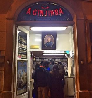 A-Ginjinha