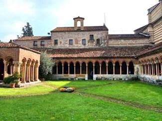 Verona cloisters