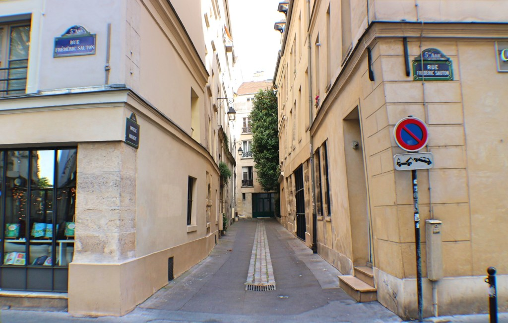 Impasse-Maubert-Paris