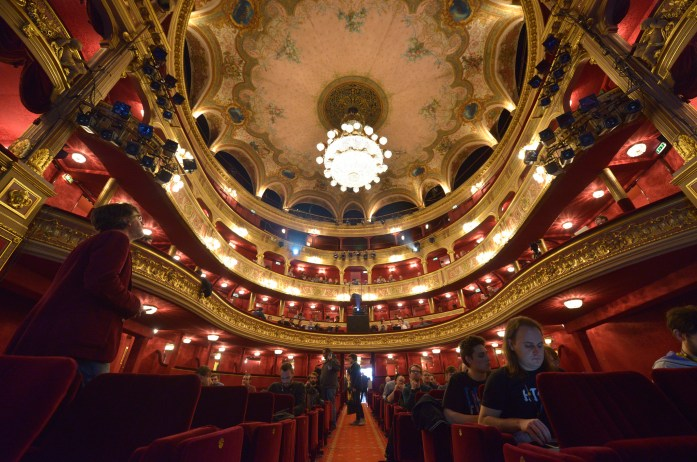 Théâtre des Variétés. Photo credit: Nicolas Ravelli / Flickr