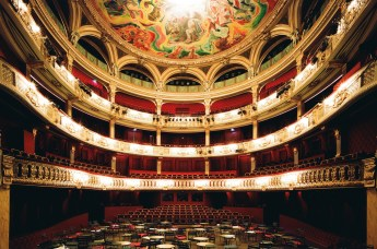 Theatre de l'Odeon. Photo Credit: Corinne Moncelli / Flickr