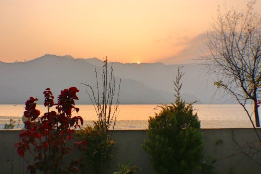 deja vu sunset