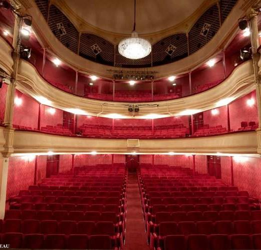 theatre-montparnasse-salle-copyright DR Fabienne Rappeneau