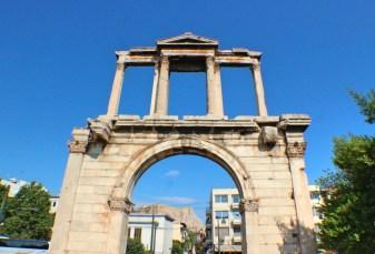 Ancient Greek Archway