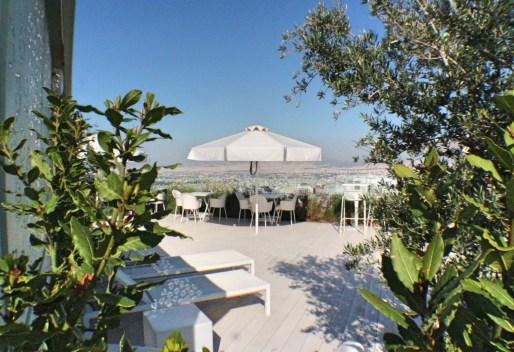 St George pool terrace