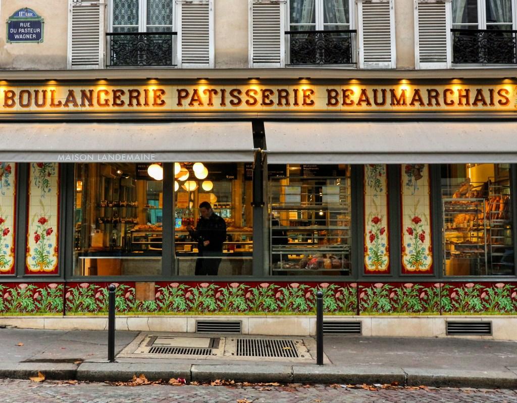 Boulangerie-Beaumarchais-Paris
