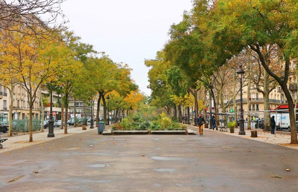 Boulevard Richard Lenoir Paris