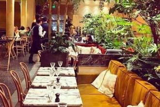 Alcazar Restaurant Paris