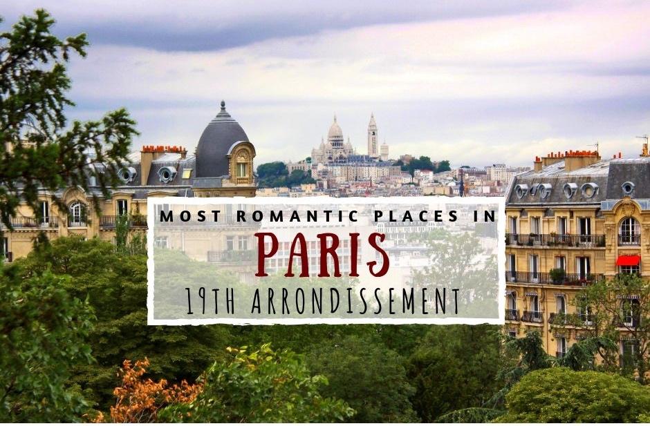 Romantic 19th arrondissement