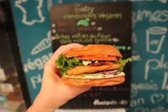 Gaby supernatural burger Paris