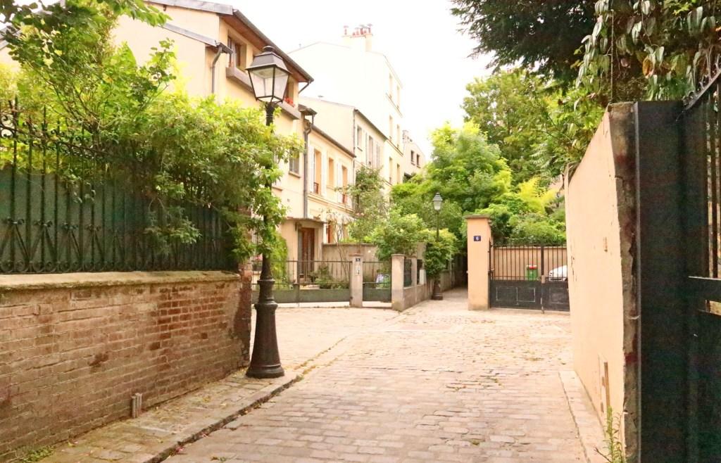 Cité de l'Ermitage Paris 75020