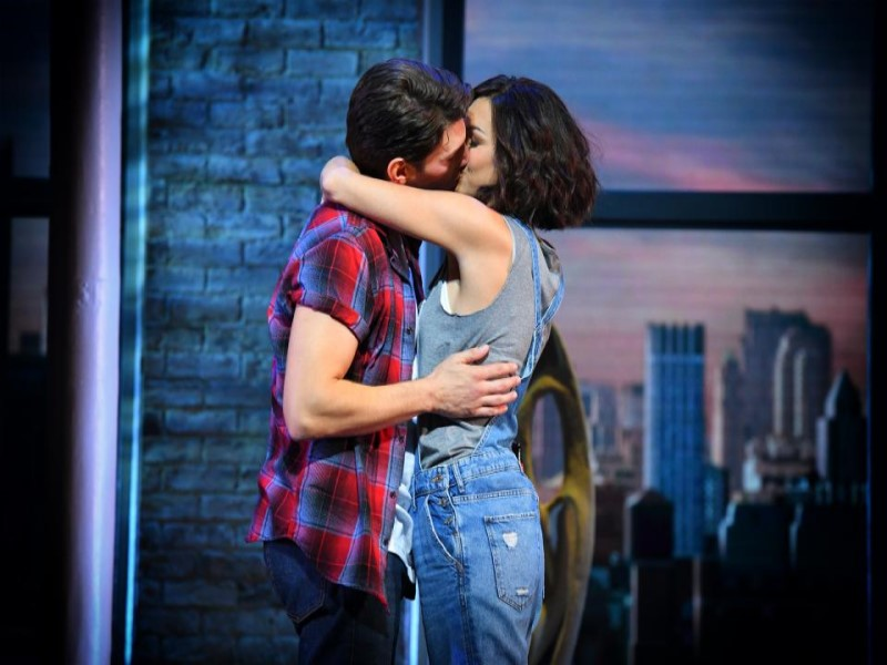Ghost the Musical, Theatre Mogador