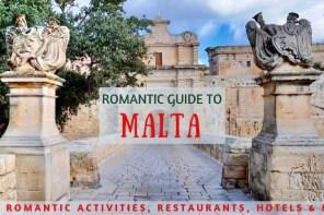 Romantic Guide to Malta
