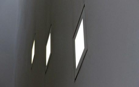 Leuchtquadrate