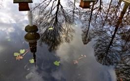 Fernsehturm im Wasser