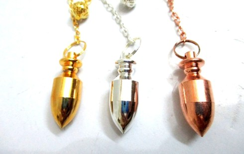 Metal Pendulum - 10