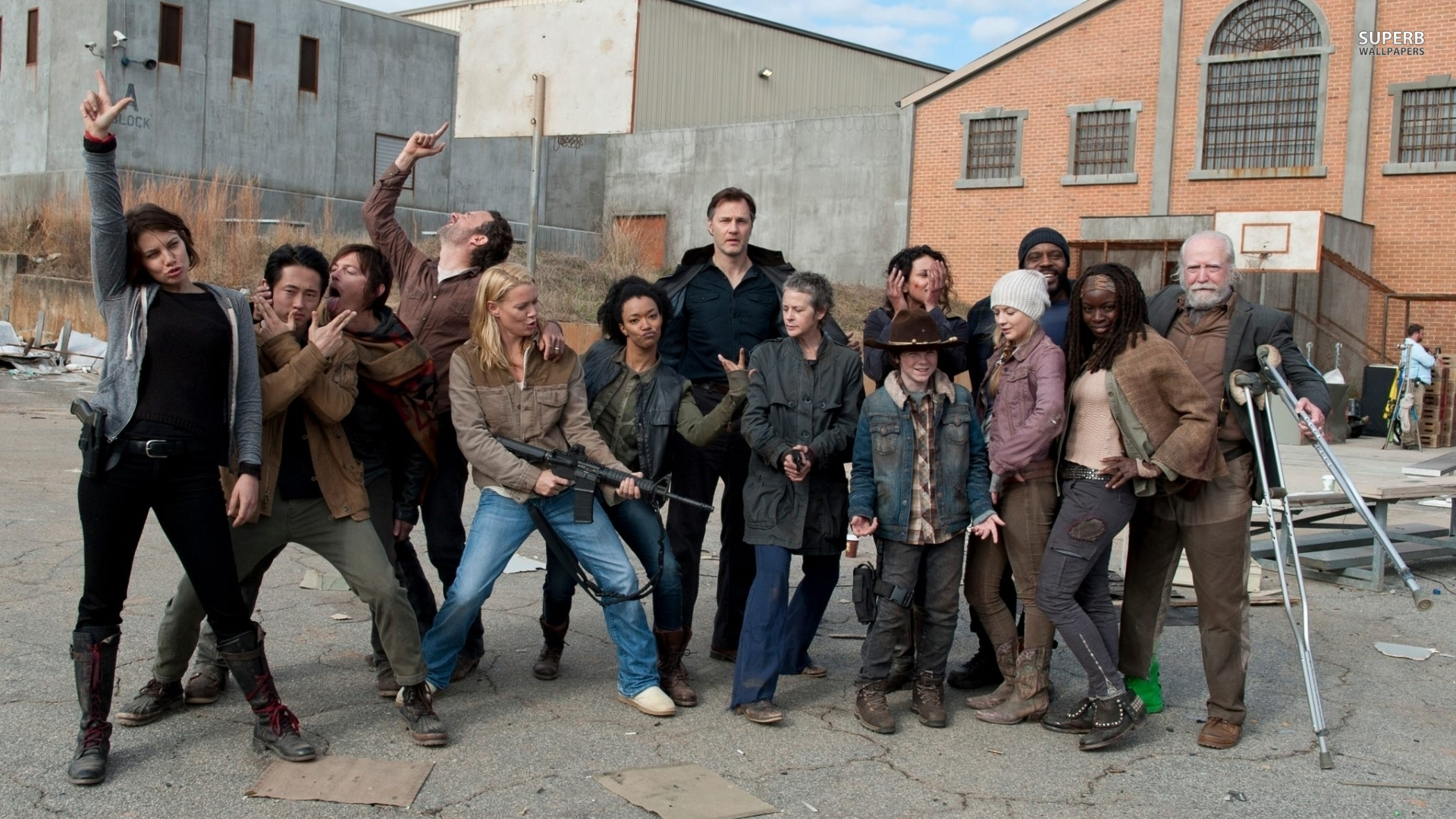 The Walking Dead Renewed For 5th Season The Jeter Diaries
