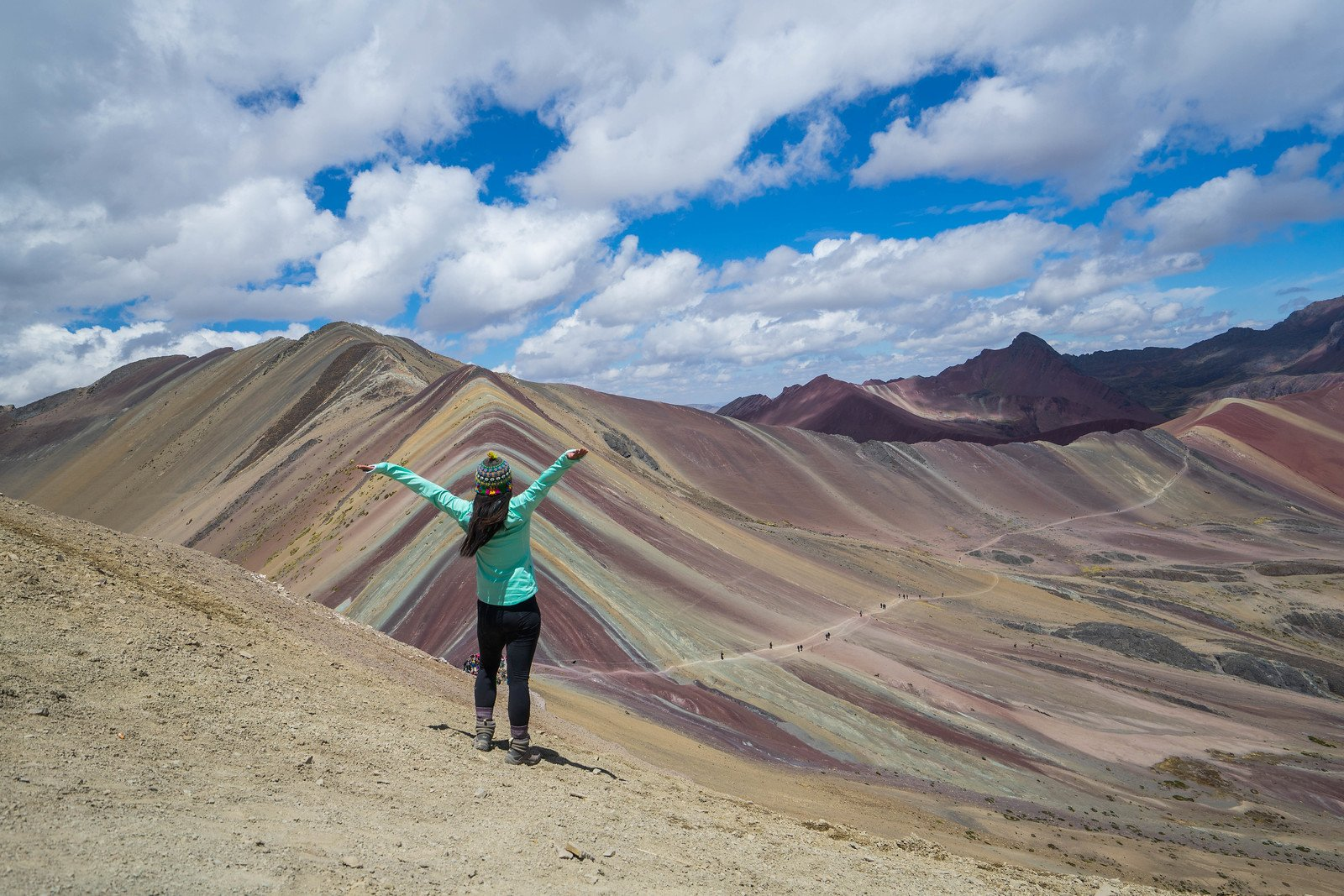 867029ab1 How to Visit the Incredible Rainbow Mountain in Peru