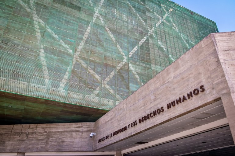 things to do in Santiago - museum of memory and human rights