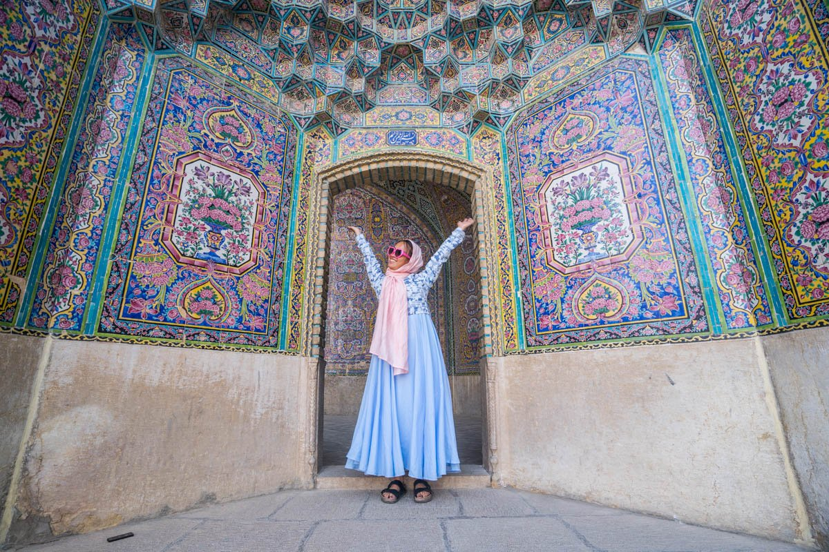 The Ultimate Guide to Traveling in Iran As An American Citizen