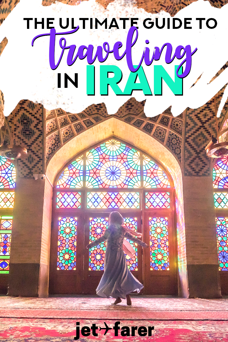 Thinking of traveling in Iran? This guide is your best friend, filled with all of the most important Iran travel tips and things to know before traveling to Iran. Check it out for the details! #travel #iran #middleeast #asia