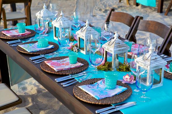 Beach Party In Cabo San Lucas, Mexico
